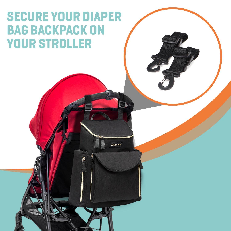 Amazon Designer Diaper Bag Backpack Stylish Baby Diaper Bag