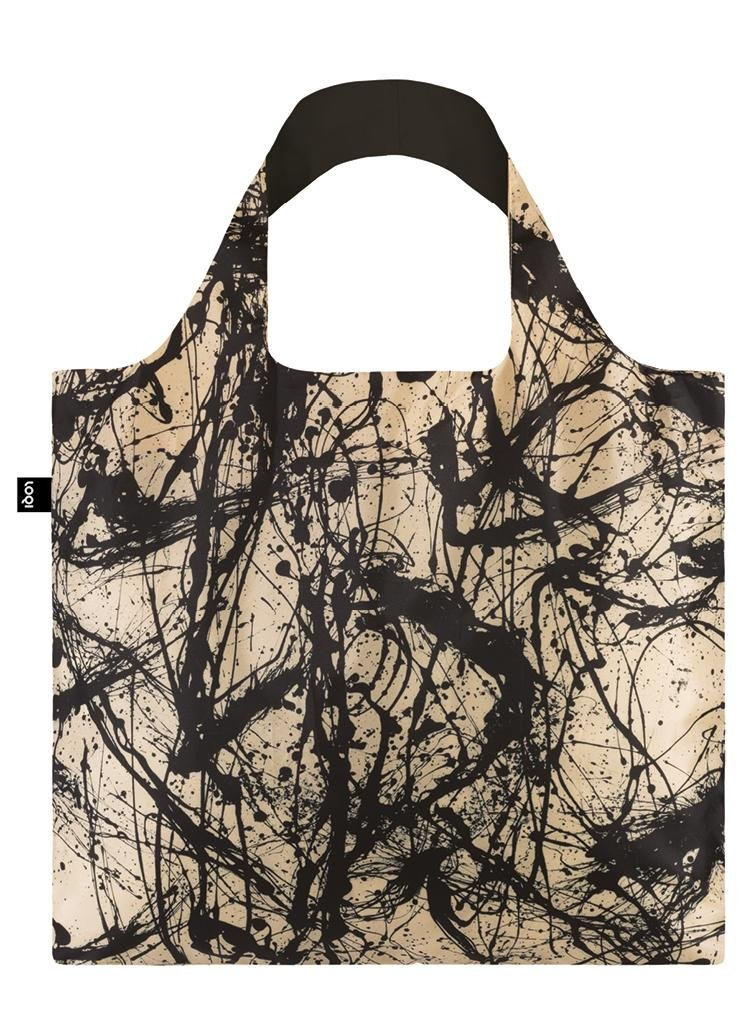 JACKSON POLLOCK Number 32: Bag (Alemán) Ropa – 15 ene 2018 LOQI GmbH B077FDFZ2D JP.32 Innenarchitektur / Design