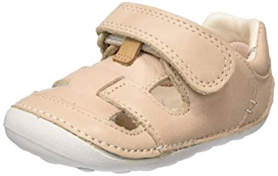 1f2e215662f79 Clarks Girls' Tiny Meadow Closed Toe Sandals: Amazon.co.uk: Shoes & Bags