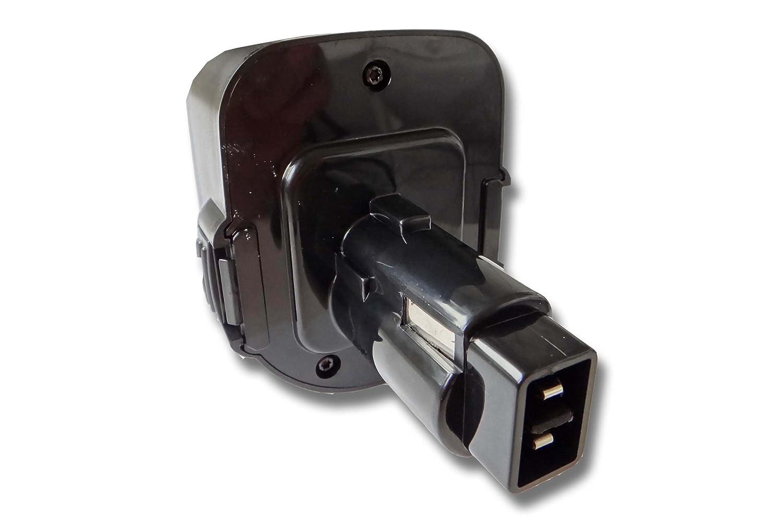 PS130 CD1202K CD12C y A9252 A9266 CD1202GK A9275 PS130A. Bater/ía NiMH 3000mAh para herramientas Black /& Decker CD12 12V CD120GK2 CD120GK
