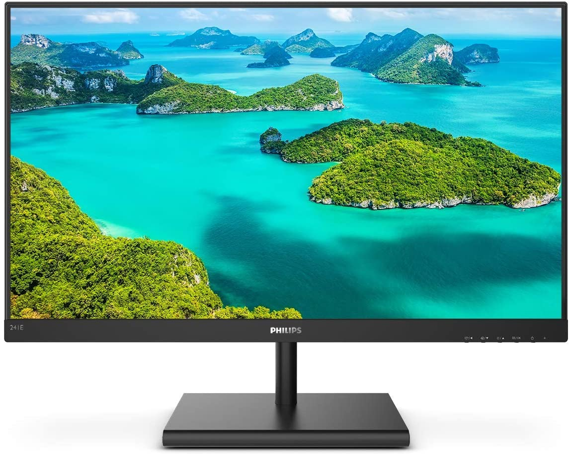 Philips Computer Monitors 241E1S 24