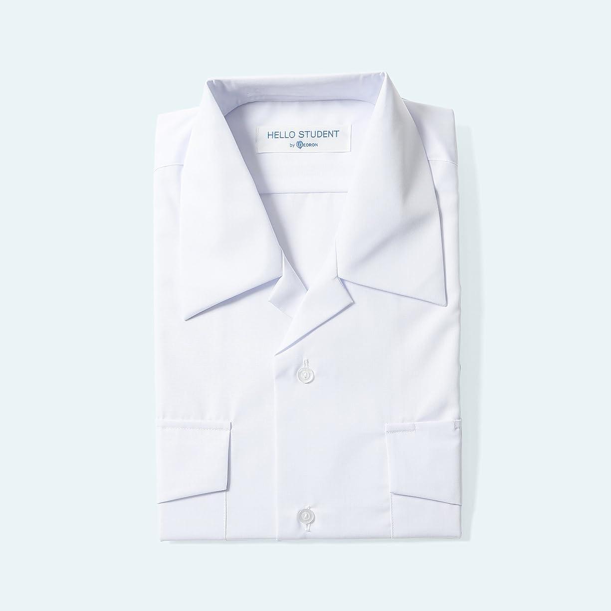 特異なヒューバートハドソン理想的[キャッチ] 男女兼用半袖ポロシャツ 幼園児 小学生用 綿100% 通学 制服 フォーマル用 10 半袖ポロシャツ