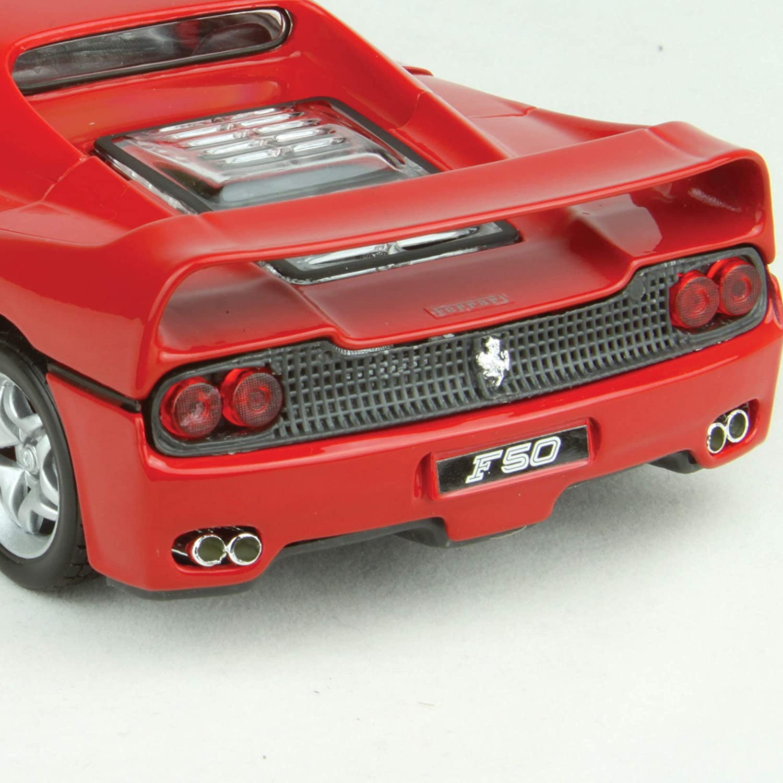 Burago 1//24 scale Diecast 18-26010 Ferrari F50 Rosso red supercar