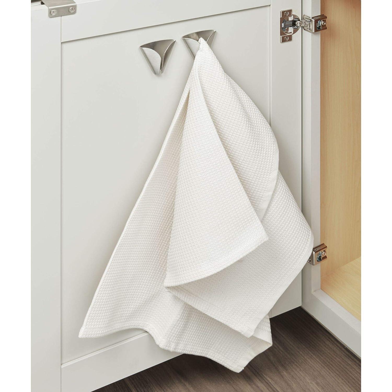 Haken ohne Bohren aus gebürstetem... InterDesign Forma Handtuchklemme