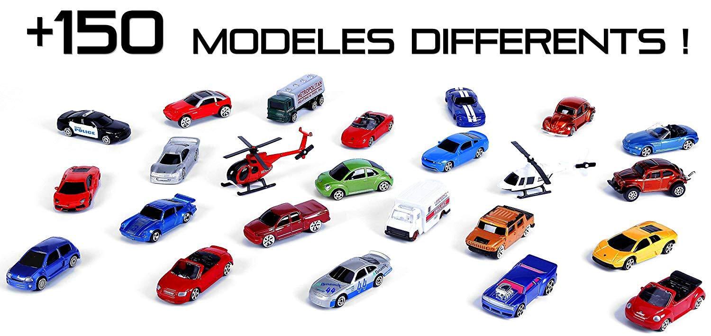 Bburago Maisto Maisto Maisto France Maisto Set mit 10 Fahrzeugen, Miniaturautos, 1/72 für Kinder, Modelle und Farben zufällig, M12168 ea5bcd