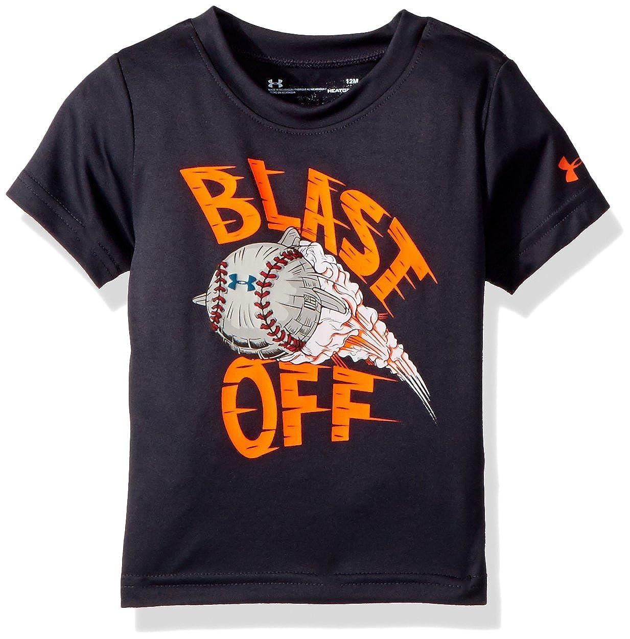 Under Armour Boys Blast Off Short Sleeve T-Shirt 27E74026-11