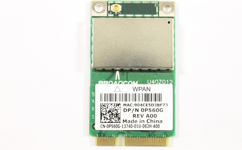 Dell Mini PCI Express P560G WPAN Bluetooth 2.1 Wireless Card Alienware M17X M15X Precision M2400 M44