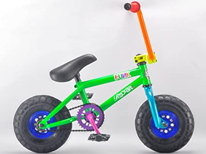 Amazon.com: Rocker BMX Mini bicicleta BMX irok + Funk Rocker ...