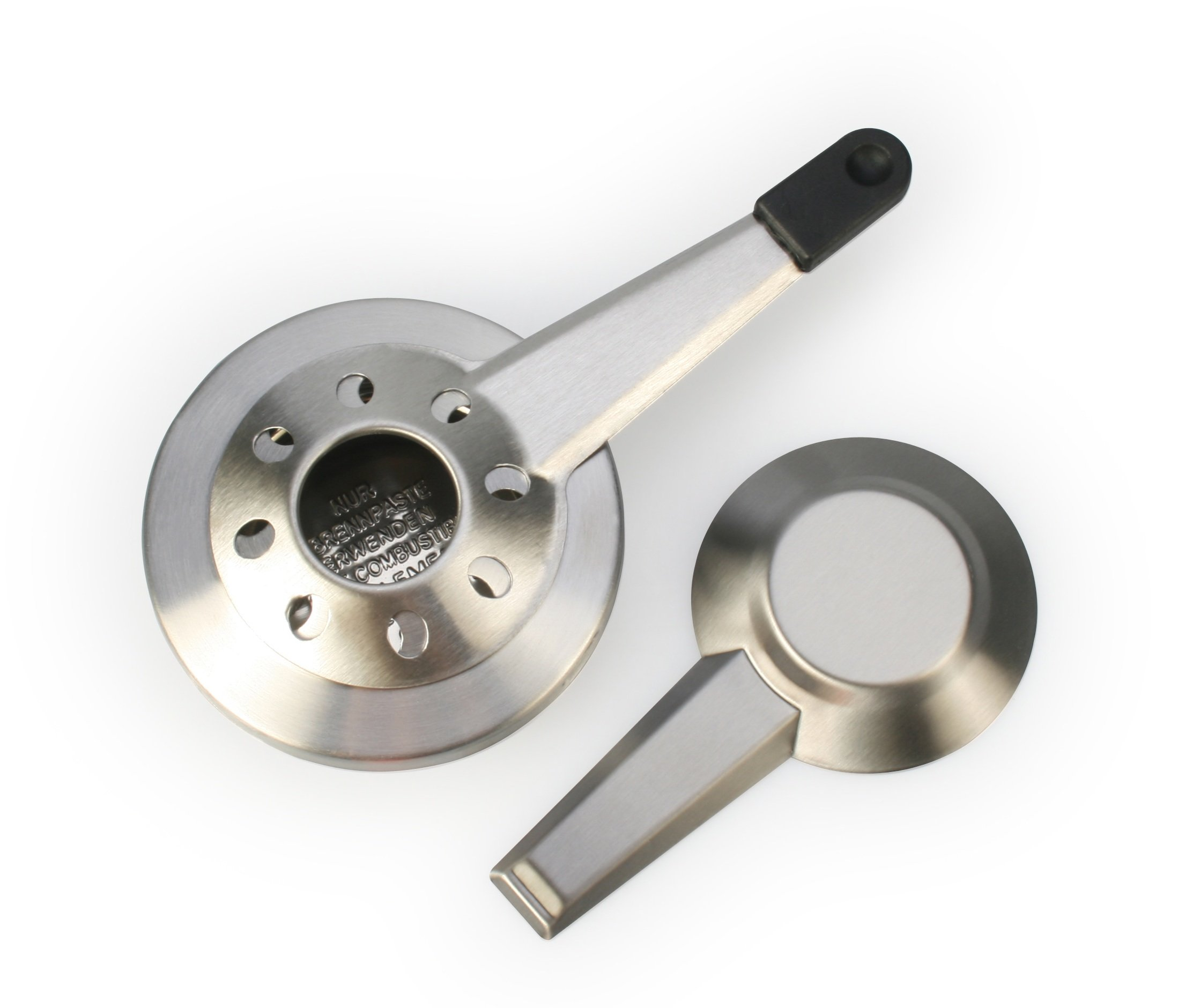 Artestia Stainless Steel Fondue Burner