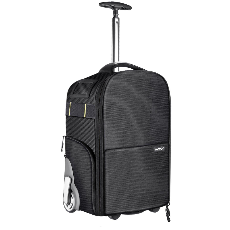 Neewer Rolling Camera Backpack Trolley Case (Style III)