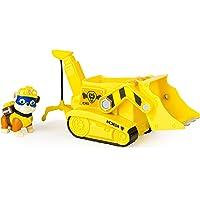 Paw Patrol - Bulldozer con grúa Recoge escombros