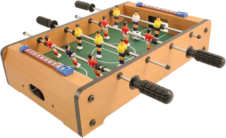 Fútbol de mesa, futbolín, de 51 x 31 x 10 cm: Amazon.es: Juguetes ...