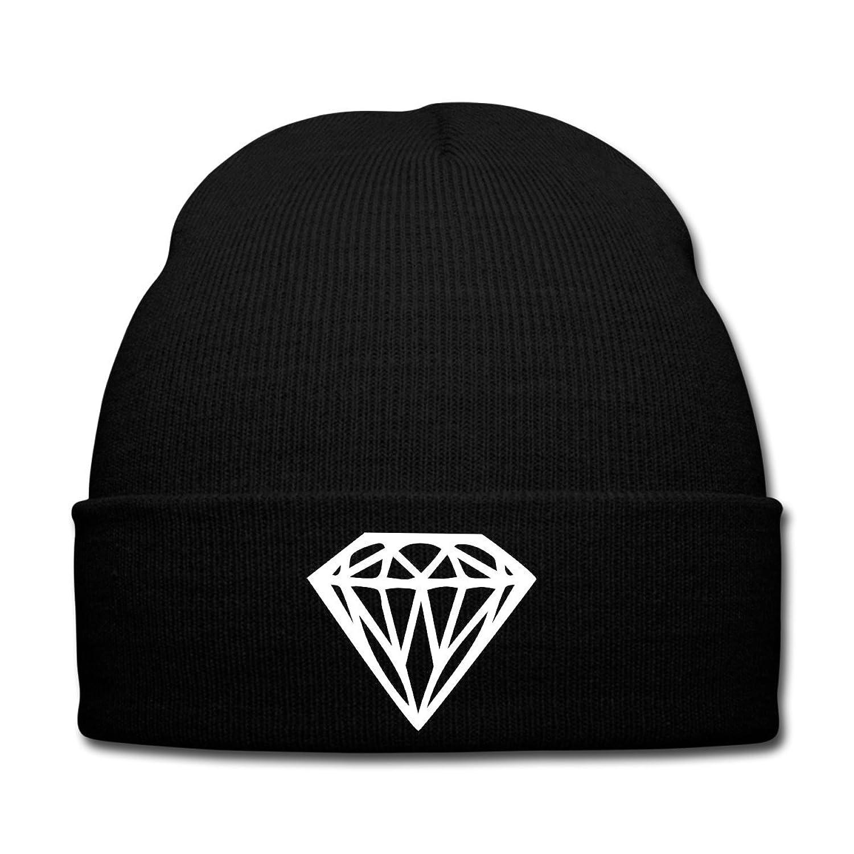 Diamond Diamant Wintermütze von Spreadshirt®