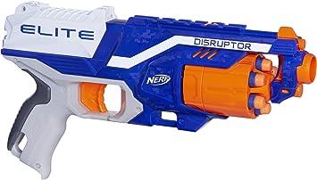 Oferta amazon: Nerf Lanzador Elite Disruptor, Hasbro B9837EU4