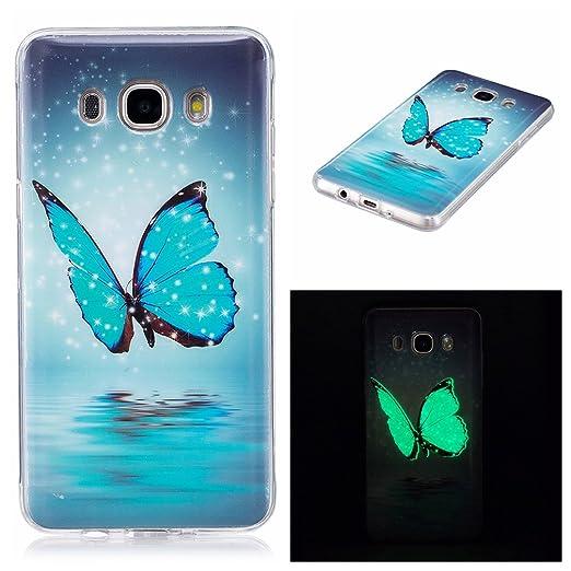 8 opinioni per XiaoXiMi Custodia Samsung Galaxy J5 2016 SM-J510F Cover Luminosa in Silicone