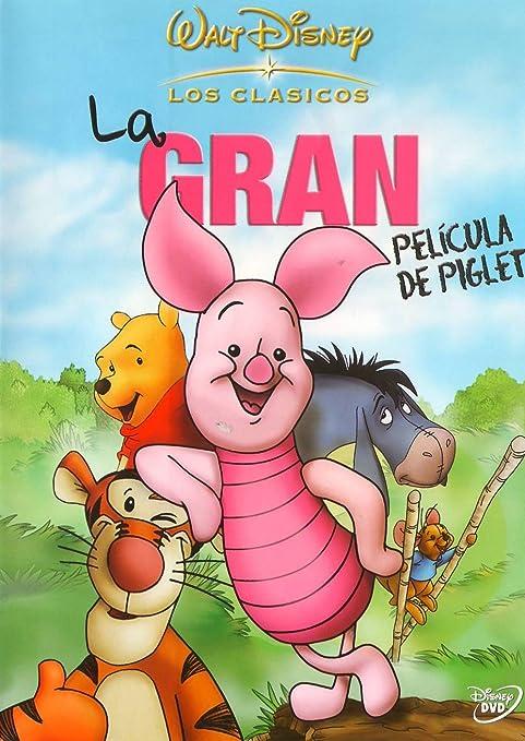 La gran película de Piglet [DVD]: Amazon.es: Francis