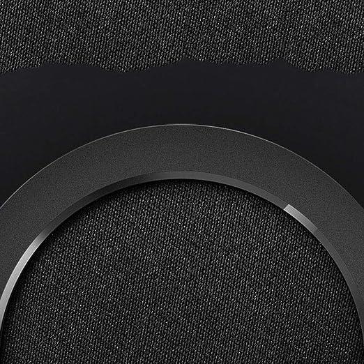 Amazon.com: IRVING Altavoz Bluetooth Inalámbrico Portátil Mini Audio Subwoofer Ordenador portátil TV Altavoz Cañón Bluetooth (Color : White): Electronics