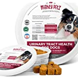 MAX Cranberry for Dogs - Cures & Prevents Painful UTI Urinary Tract Infections. Bladder Support Pills & Kidney Health…