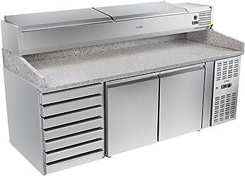 Amazon.es: Royal Catering: Mesas refrigeradas y mostradores