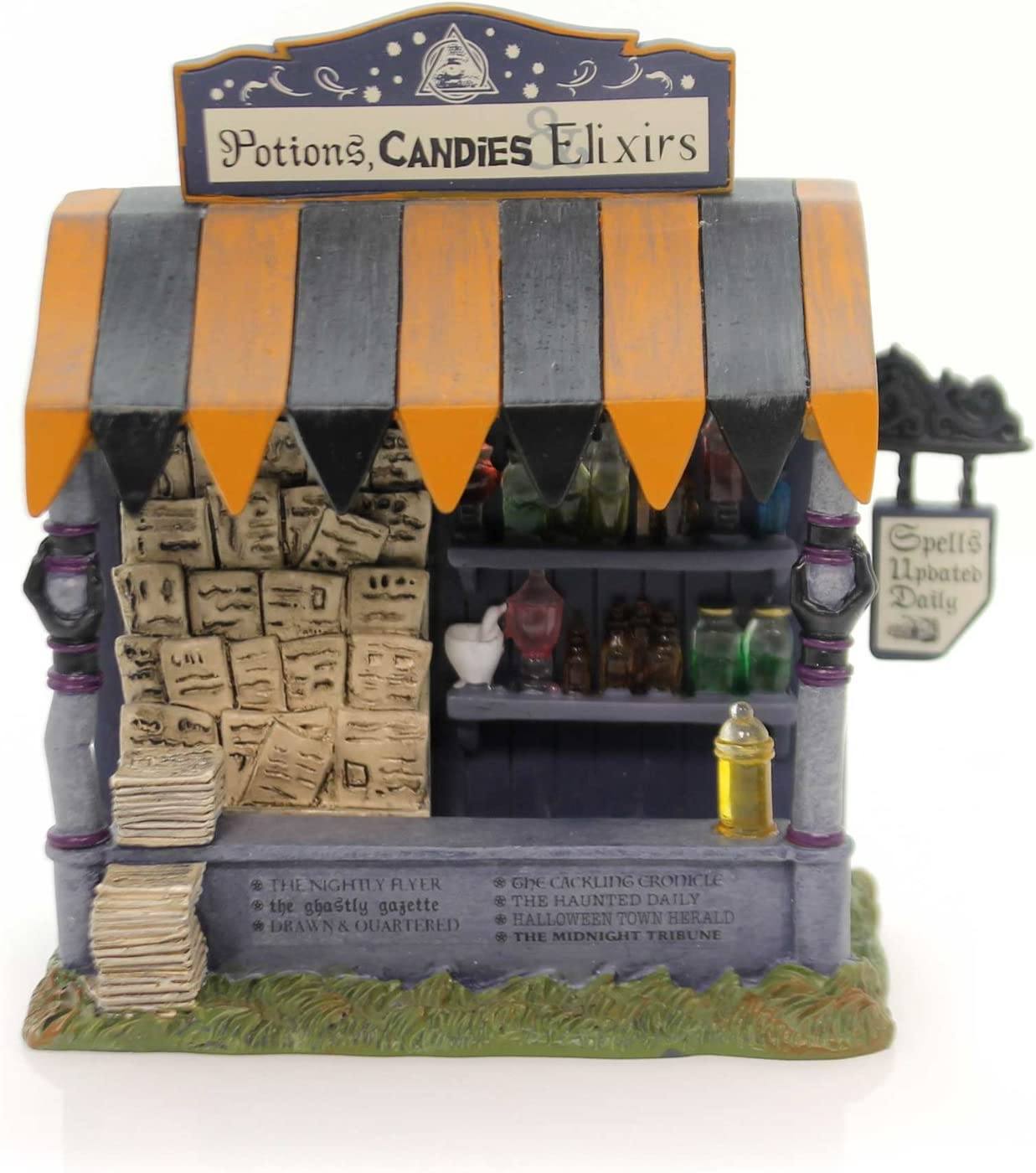 Department 56 Accessories Ranking TOP11 for Villages Halloween and Spells store Poti