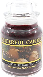 product image for A Cheerful Giver 6oz Holiday Homecoming Cheerful Jar Candle