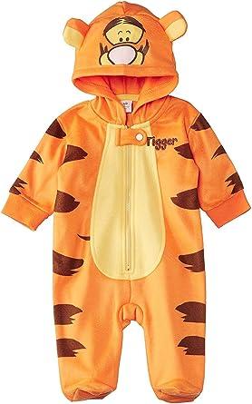 Traje Piloto Pijama Tigger: Amazon.es: Ropa y accesorios