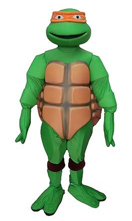 Amazon.com: Adult Size Teenage Mutant Ninja Turtle Mascot ...