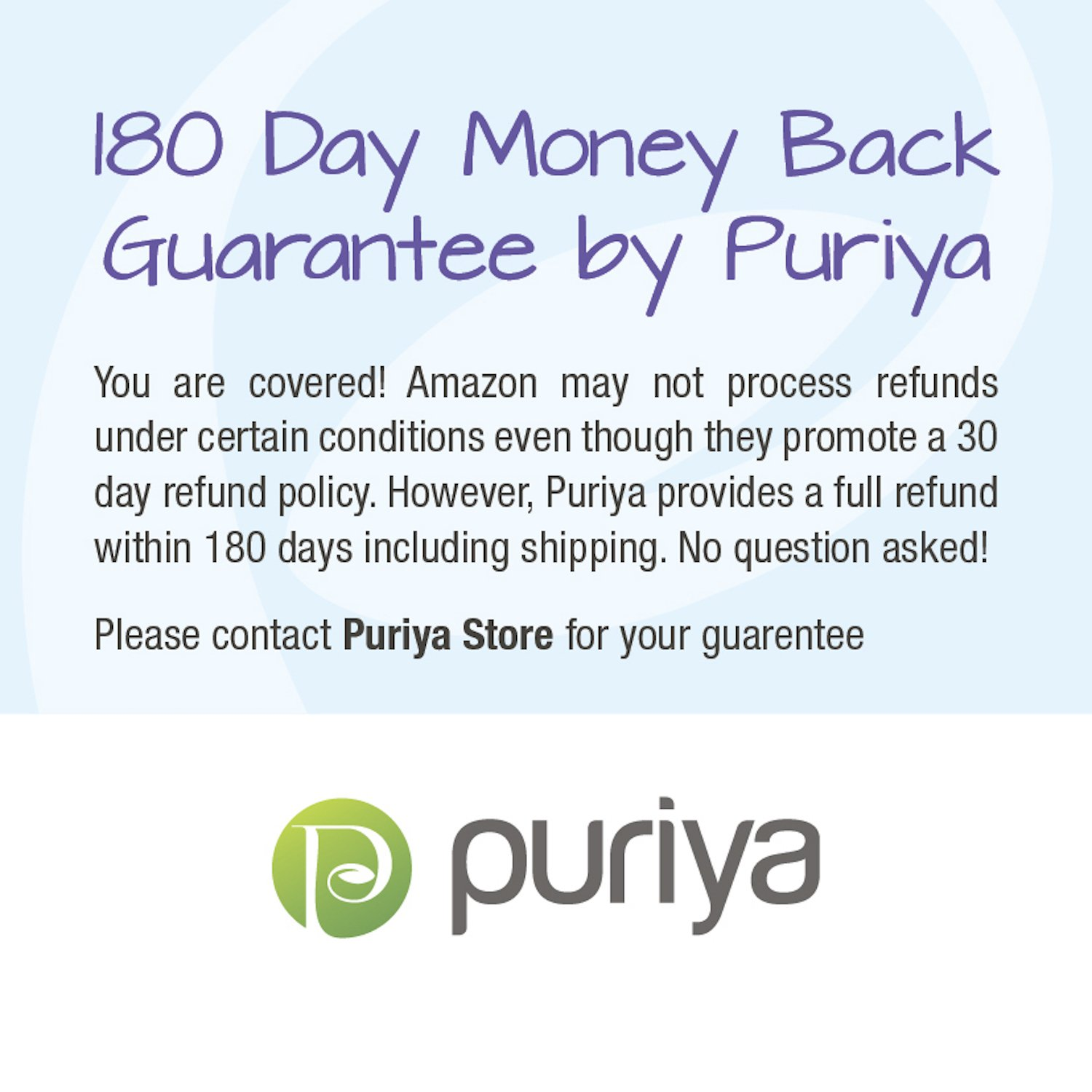 Puriya Sulfate Free Anti Dandruff Shampoo with Tea Tree Oil. 16 oz. Moisturizing and Gentle for Daily Use. Combats itchy, Flaky, Dry Scalp. Ideal for Psoriasis, Seborrheic Dermatitis, scalp eczema by Puriya (Image #7)