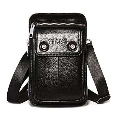 best AOLVO Small Crossbody Bags for Men 0960f176e02af