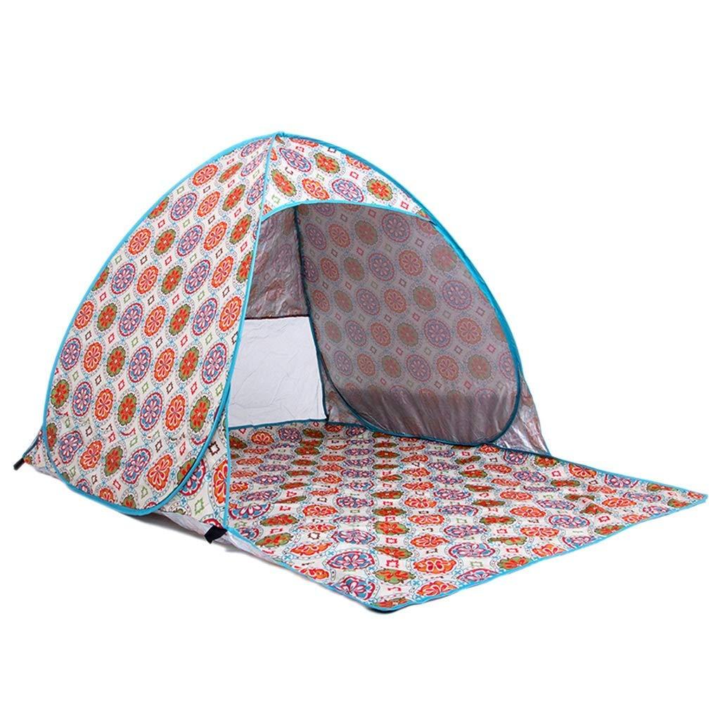正規品販売! テントは自動的に1-2人のビーチテントの夏の屋外の軽い仕事のドームのテントを開けます B07P2J23TW B07P2J23TW, オリジナルグッズ Happy gift:39bb3f28 --- ciadaterra.com