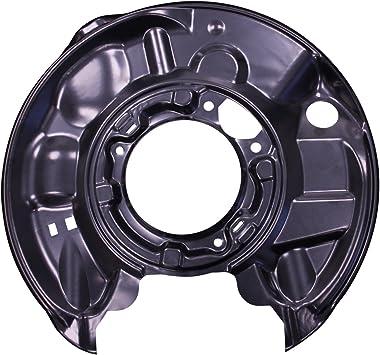 2x Spritzblech Abdeckblech Ankerplatte Bremsscheibe hinten für MERCEDES C-KLASSE