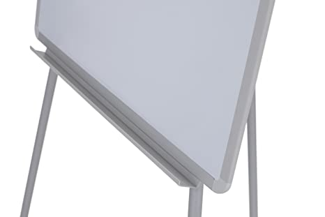 e529f111a143b9 Bi-Office Easy - Chevalet de Conférence Trépied, EURO - 700 x 1000 mm,  Paperboard Magnétique EA2306045
