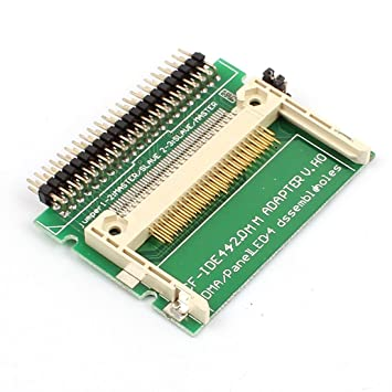 Amazon.com: Uxcell Compact Flash CF a 44 Pin Macho IDE HDD ...