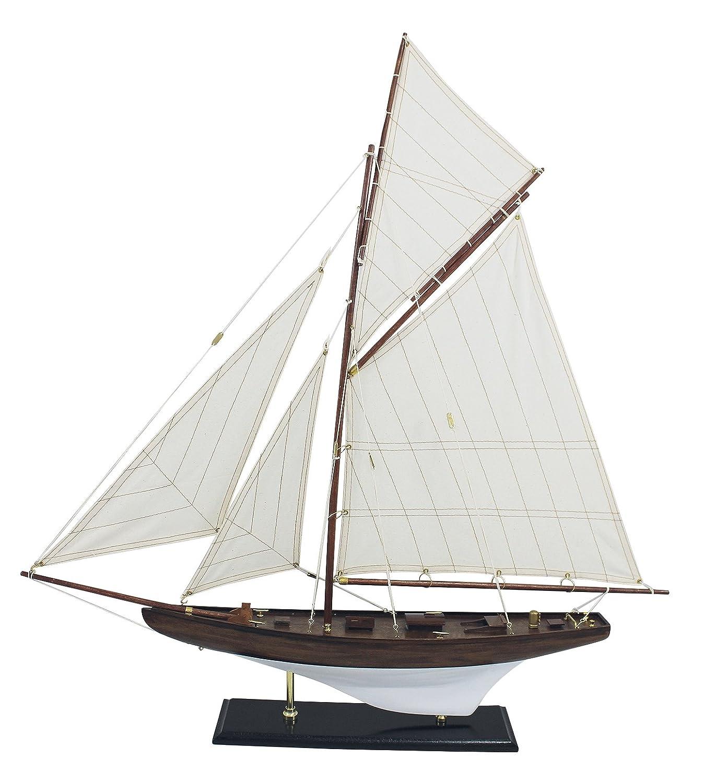 mare-me Segelyacht weißes Segel 70cm