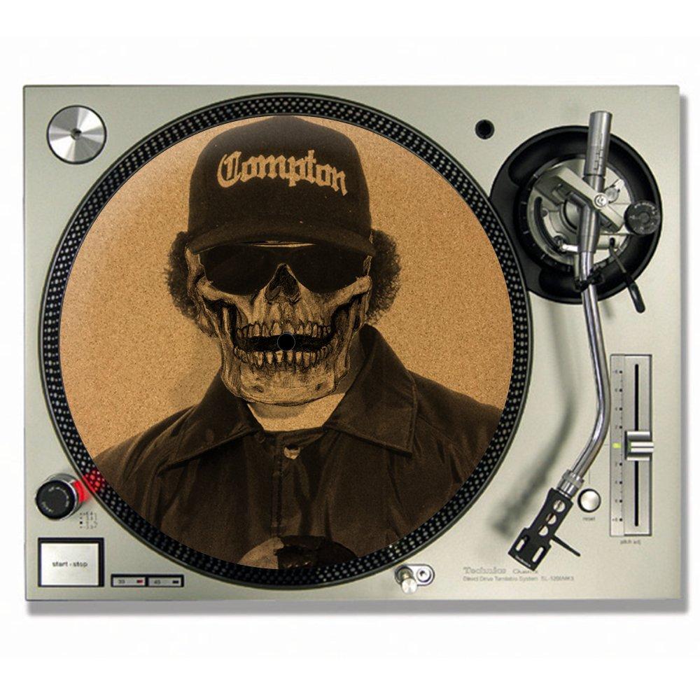 Eazy E corcho DJ Slipmats Tocadiscos/Slip Mats - Vinilo - NWA ...