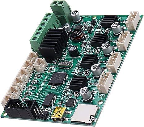Ender-3 - Placa controladora de placa base para impresora 3D (24 V ...