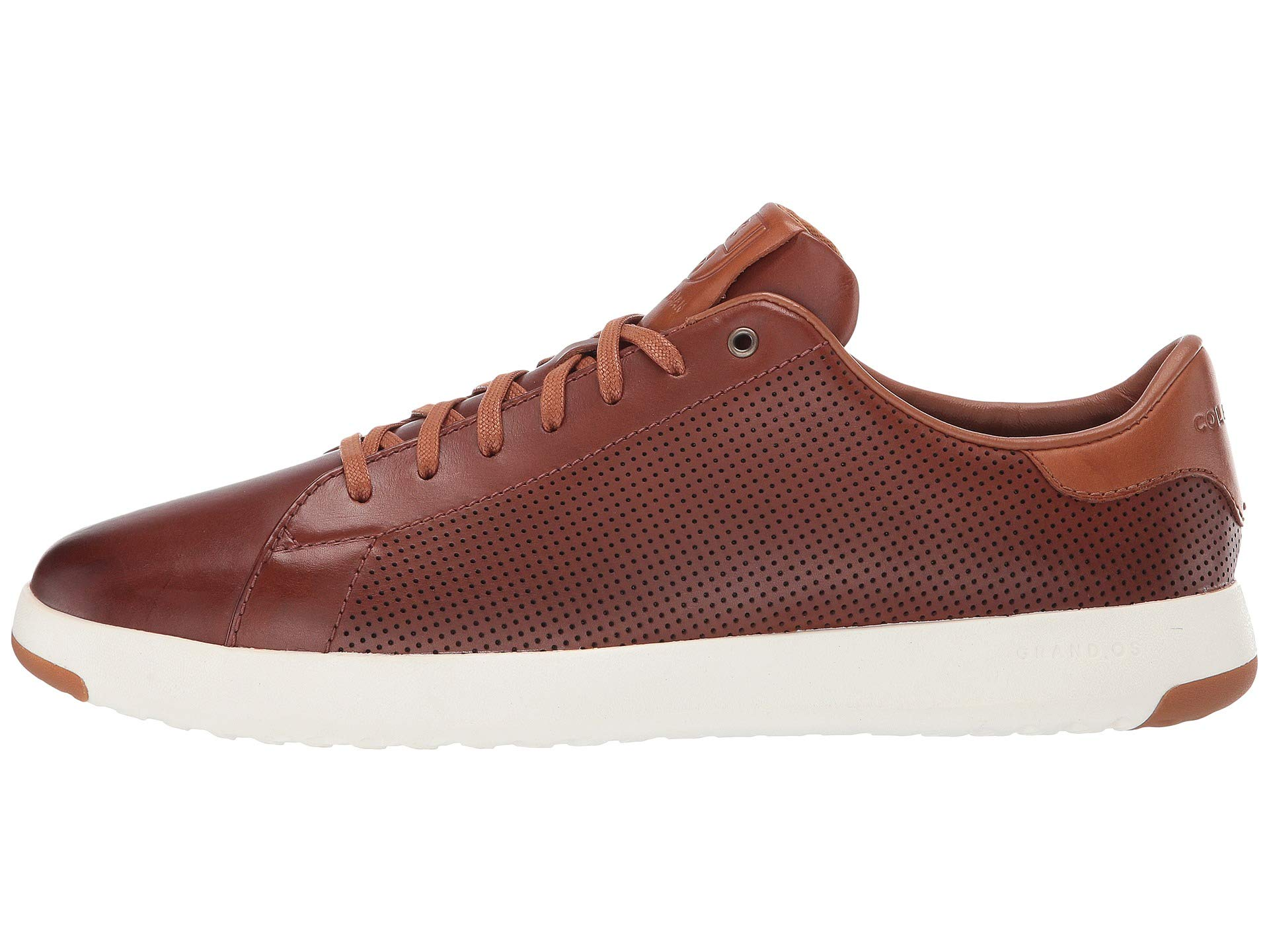 Cole Haan Mens Grandpro Tennis Sneaker 7 Woodbury Handstained Leather by Cole Haan (Image #6)