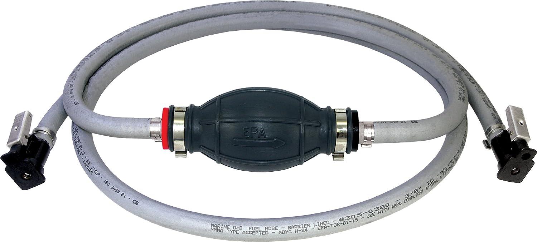 Generation III Kraftstoffleitung Yamaha Bulb
