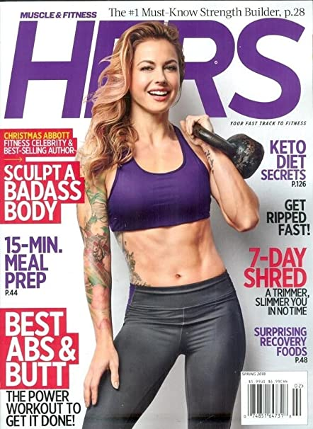 Christmas Abbott Workout.Amazon Com Christmas Abbott Muscle Fitness Hers Spring