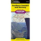 Southern Norway & Sweden Adventure Map