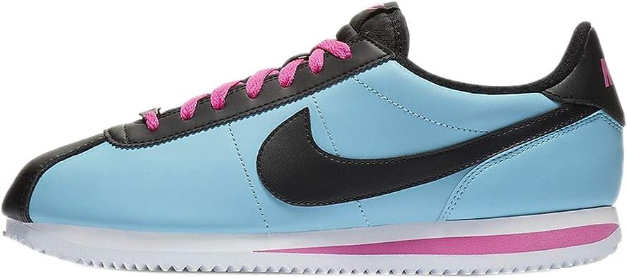 Nike Classic Cortez - Zapatos de correr de cuero para hombre, 9