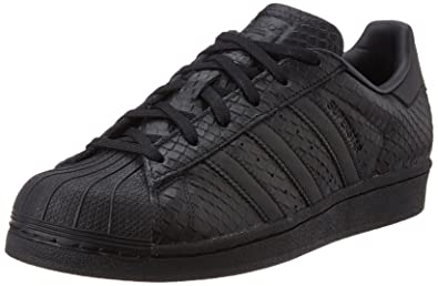 7a143697c589 adidas Originals Superstar Damen Sneakers Black 36 2 3 EU -  associate-degree.de