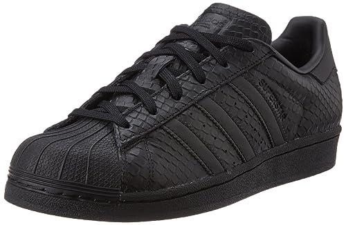 Adidas Superstar Donna Sneaker Nero 38