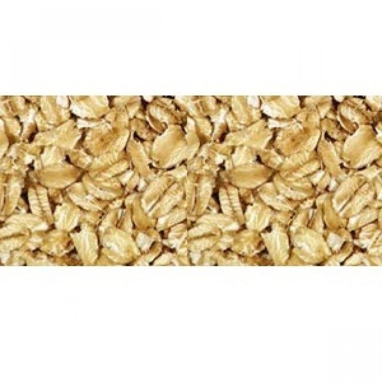Grain Millers regular rolled oats, 50 pound bag, not available in California