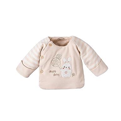607400a83bf7 Amazon.com  Trendy Baby and Company Bunny Design Baby Jacket  Clothing