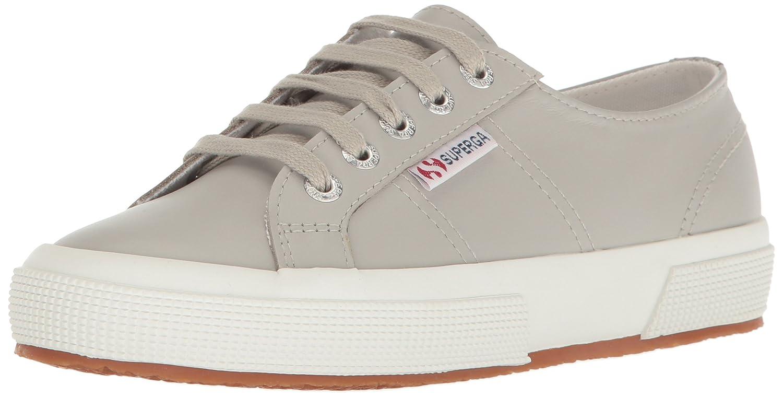 Superga Women's 2750 Fglu Wt Fashion Sneaker B01MTALPM9 39.5 M EU / 8.5 B(M) US|Light Grey