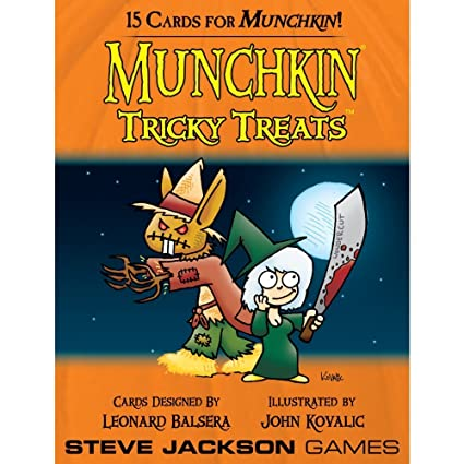 Munchkin The Guild Card Game Expansion Add 15 Cards Steve Jackson Games Booster
