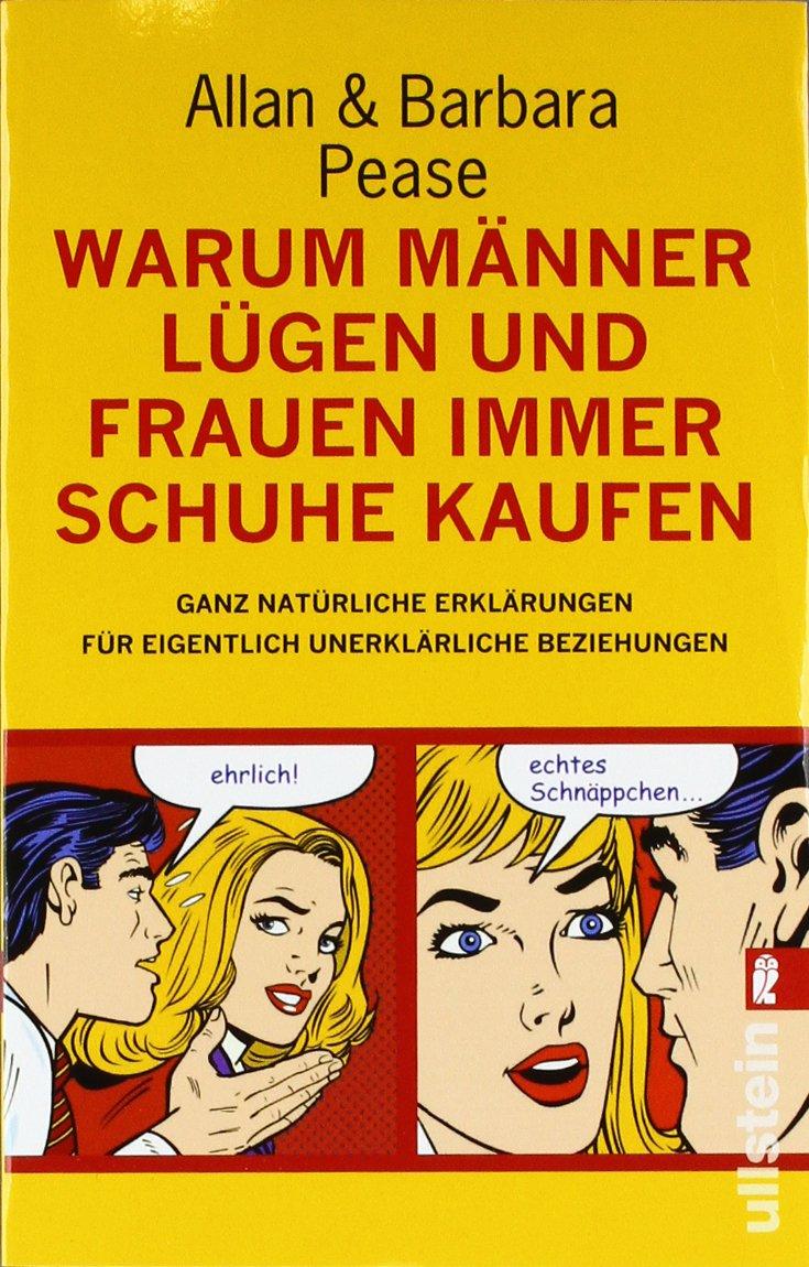 cheaper ccb2c 41914 Warum Männer lügen und Frauen immer Schuhe kaufen: barbara ...