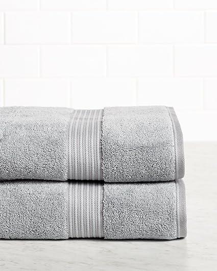 Amazon.com: Christy Supreme Hygro Us Bath Towel-Silver: Home & Kitchen