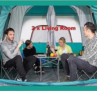Freetrekker Großes Zelt Familienzelt 8 10 Personen